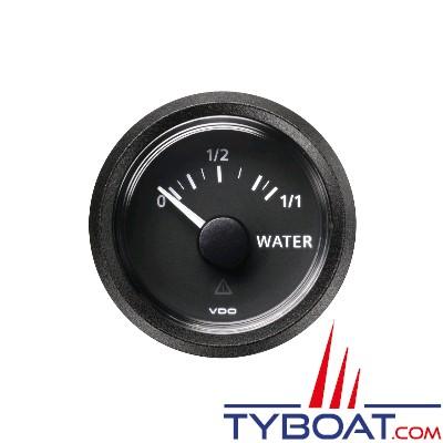 VDO - Indicateur de niveau d'eau - 12/24 Volts - 4/20mA