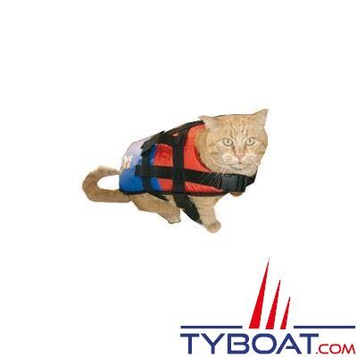 gilet de sauvetage pour chiens et chats taille s 10 kg veleria s giorgio 90250170 tyboat com. Black Bedroom Furniture Sets. Home Design Ideas