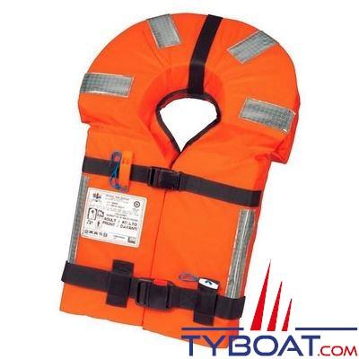 Gilet de sauvetage VSG MK10 Solas taille adulte jusqu'à 140 Kg 150N.