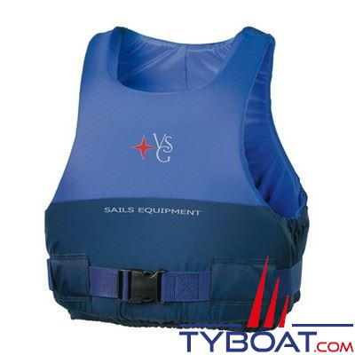 Gilet spécial canoë kayak VSG Wind bleu 80 Newton taille  L  70/85 Kg