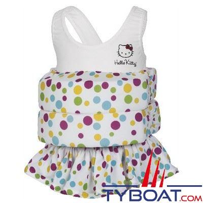 Maillot de bain/flottabilité intégrée VSG Hello Kitty pour bébé 8/12Kg