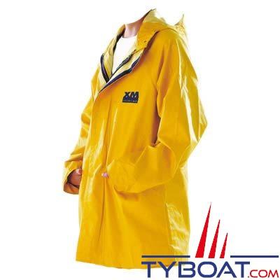 Veste ciré XM Yachting Horizon Taille XL jaune