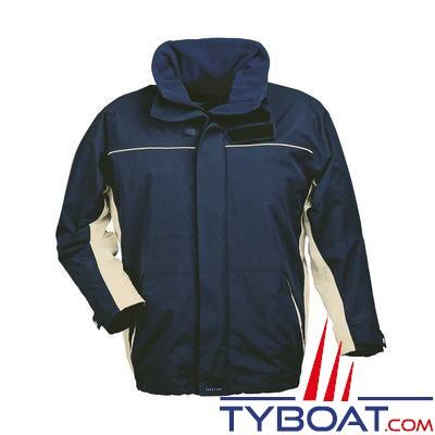 Veste de quart XM Yachting Coastal Taille XS bleu marine