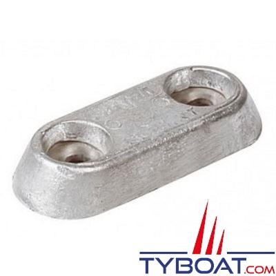 VETUS - Anode de coque en aluminium type  15  (kit de fixation exclus)