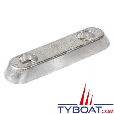 VETUS - Anode de coque en aluminium type  25  (kit de fixation exclus)