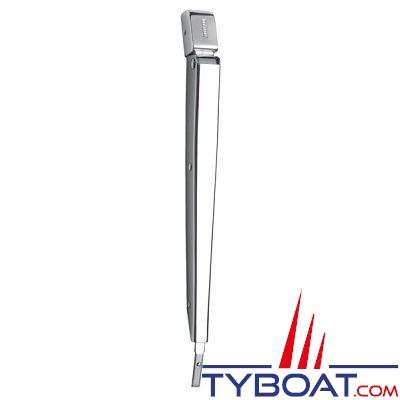 VETUS - Bras d'essuie-glace acier inoxydable L = 280 - 366 mm avec raccord DIN
