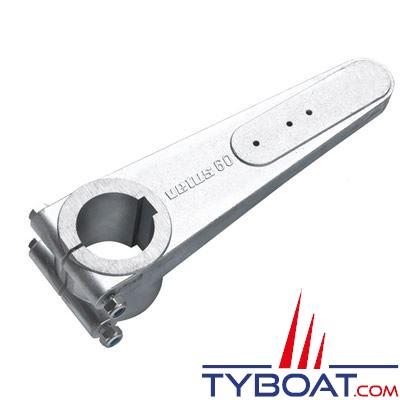 VETUS - Bras de mèche Ø 60 mm en aluminium