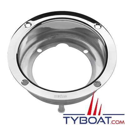 VETUS - Bride adaptateur en acier inoxydable pour pompe HTP déport 38mm