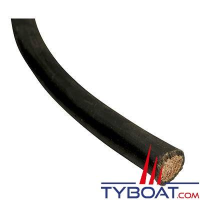 VETUS - Câble de batterie 10 mm² néoprène noir (prix par mètre)
