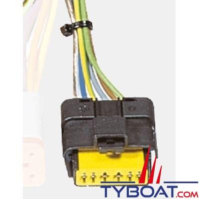 Vetus - Câble intermédiaire B STM6945 pour tableau de bord - 2 mètres