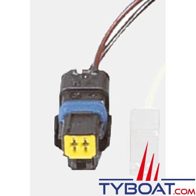 Vetus - Câble intermédiaire C STM6950 pour tableau de bord - 2 mètres