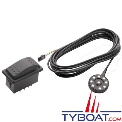 VETUS - Capteur de pluie 12/24 Volts y inclus interrupteur
