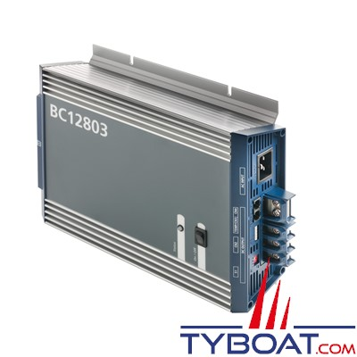 VETUS - Chargeur de batterie 4 phases 12V 15A