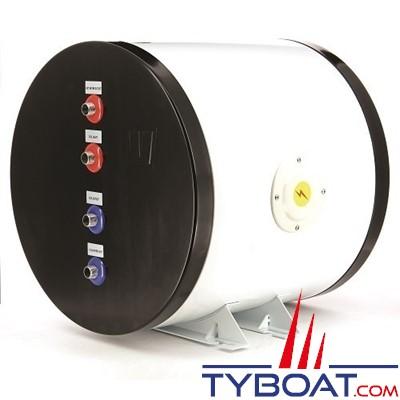 VETUS - Chauffe eau à double spirale type WHT - 100 litres