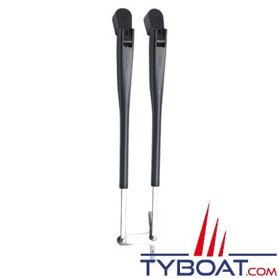 VETUS - DINPDX - Bras d'essuie-glace parallèle - Longueur 386 - 471 mm - Montage en raccord DIN