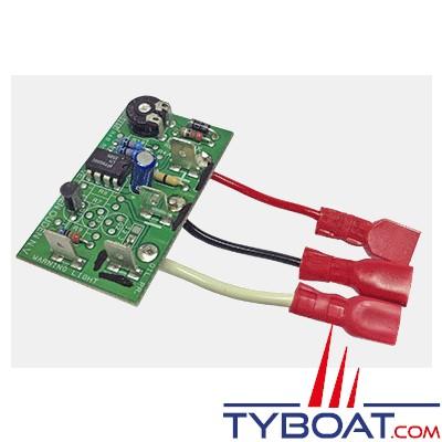 VETUS - EP46845  Interface de système d'alarme pour température d'eau de refroidissement