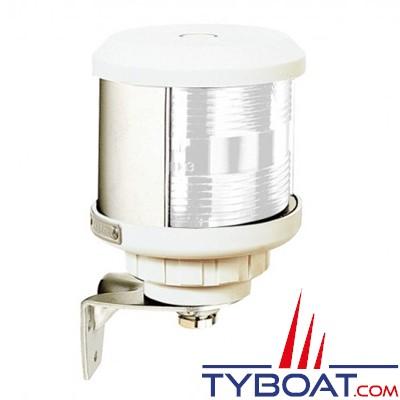 VETUS - Feu de mât (montage sur côté) boîtier blanc(ampoule non founie)