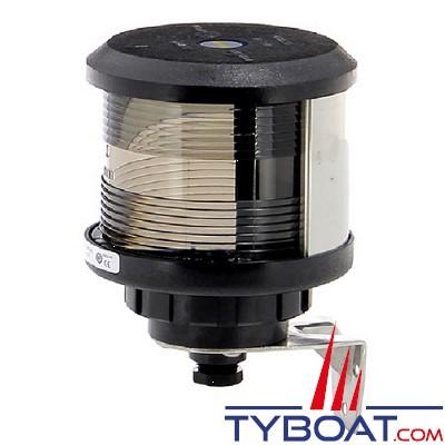 VETUS - Feu de mât (montage sur côté) boîtier noir (ampoule non founie)