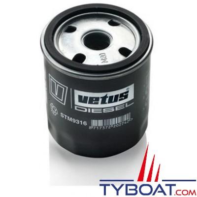Vetus - Filtre à huile pour moteur P4.17 / P4.19 / P4.25