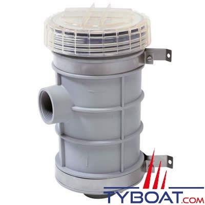 VETUS - Filtre eau de mer type 1320 raccordement tuyaux 38 mm (G1½)