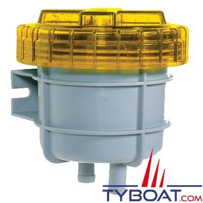 VETUS - Filtre séparateur huile/eau de cale BISEP19  pour tuyau Ø 19 mm