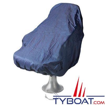 VETUS - housse bleue pour siège de maître de barre