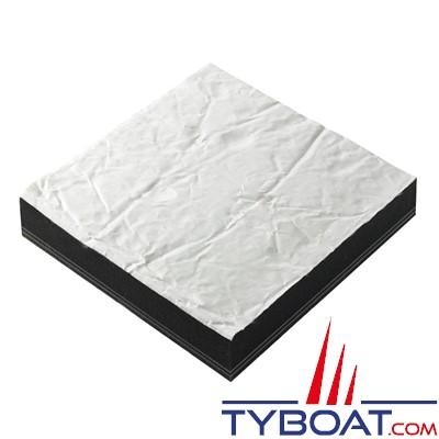 VETUS - Isolation phonique Prometech double 45mm blanc (600 x 1000 mm)