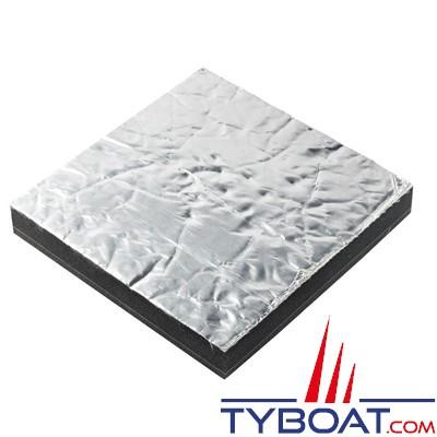 Vetus isolation phonique prometech simple 35mm blanc 600 x 1000 mm vetus - Garantie isolation phonique ...
