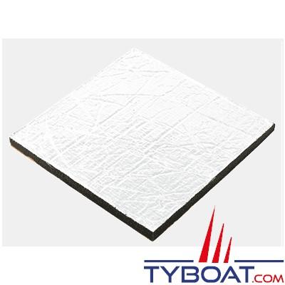 Vetus isolation phonique sonitech 40mm blanche 600 x 1000 mm vetus st040w - Garantie isolation phonique ...