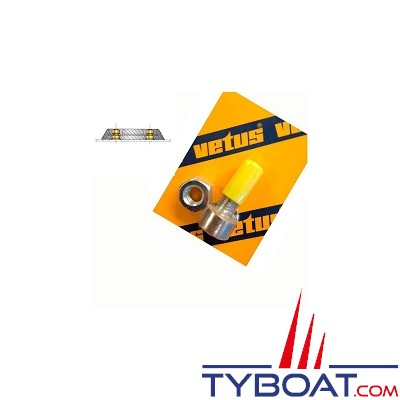 VETUS - Kit de fixation pour coques métalliques  (par pièce)