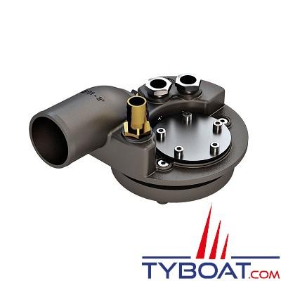 VETUS - Kit de raccordement carburant remplissage 38 mm retour 10 mm évent 16 mm