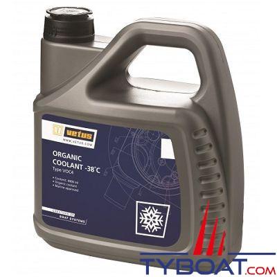 VETUS - Liquide de refroidissement VETUS Organic Coolant-38 4 litres