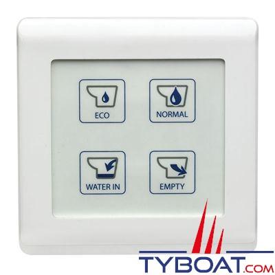 VETUS - Panneau de commande électronique de type WC TMWQ/TMS 12/24 Volts