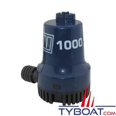 VETUS - Pompe de cale immergée 1000 - 3000 Litres/heures - 12 Volts sortie 28,5mm