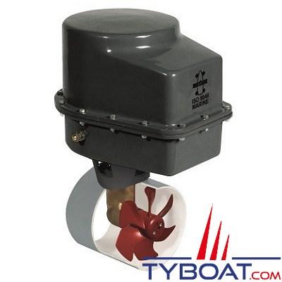 VETUS - Propulseur d'étrave IP65 antidéflagrant 45 kgf. 12 Volts Ø de tuyère 125 mm