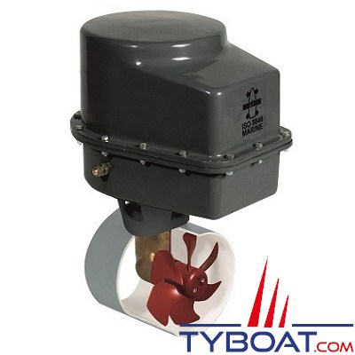 VETUS - Propulseur d'étrave IP65 antidéflagrant 55 kgf. 24 Volts Ø de tuyère 150 mm