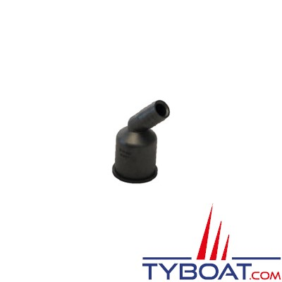 VETUS - Raccord plastique Ø 19mm pour Y3V, Y3C et YNRE - 1  pièce