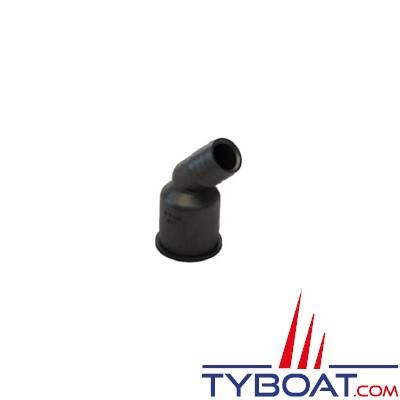 VETUS - Raccord plastique Ø 25mm pour Y3V, Y3C et YNRE - 1  pièce