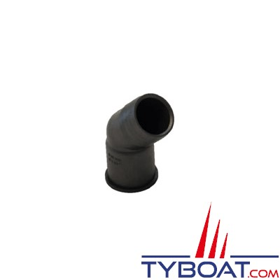 VETUS - Raccord plastique Ø 38mm pour Y3V, Y3C et YNRE - 1 pièce