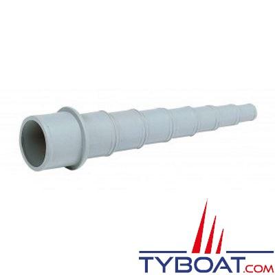 Vetus HA1338 - Réduction de diamètre de tuyau en plastique 13 à 38 mm