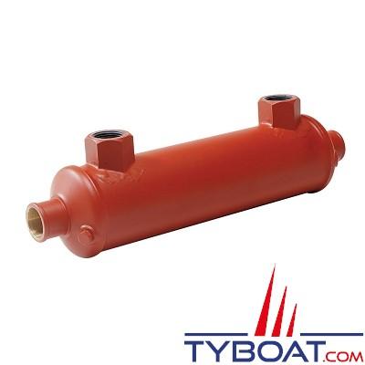 Vetus - Refroidisseur de liquide hydraulique pour tuyau 32 mm. int.