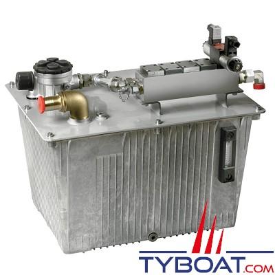 VETUS - Réservoir hydraulique 70 litres (unités de commande et de réglage exclus)