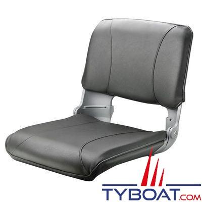 VETUS - Siège luxe ultra léger rabattable gris