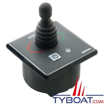 VETUS - Tableau de commande avec joy-stick 12/24 Volts pour direction hydraulique