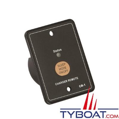 VETUS  - Tableau de commande déporté pour chargeur de batterie 12/24V