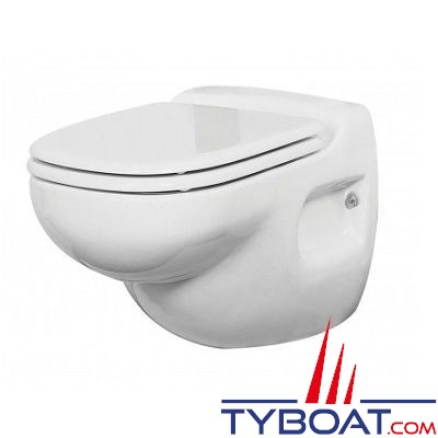 VETUS - Toilette type HATO avec système de pompe 120 Volts 60 Hz