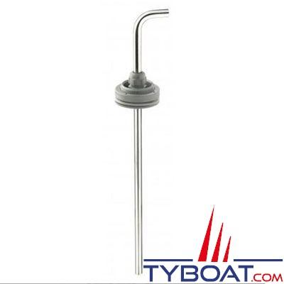VETUS - Tube d'aspiration pour réservoir d'eau douce  13 mm