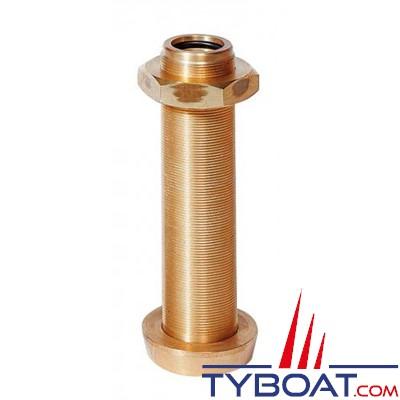 VETUS - Tube de jaumière en bronze Ø 30 mm   L= 175