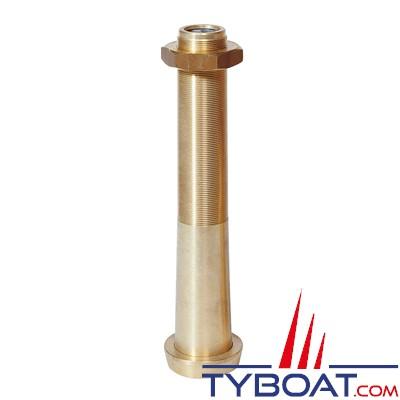 VETUS - Tube de jaumière en bronze Ø  40 mm modèle rallongée   L= 305