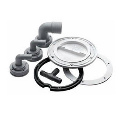 Réservoirs rigides accessoires